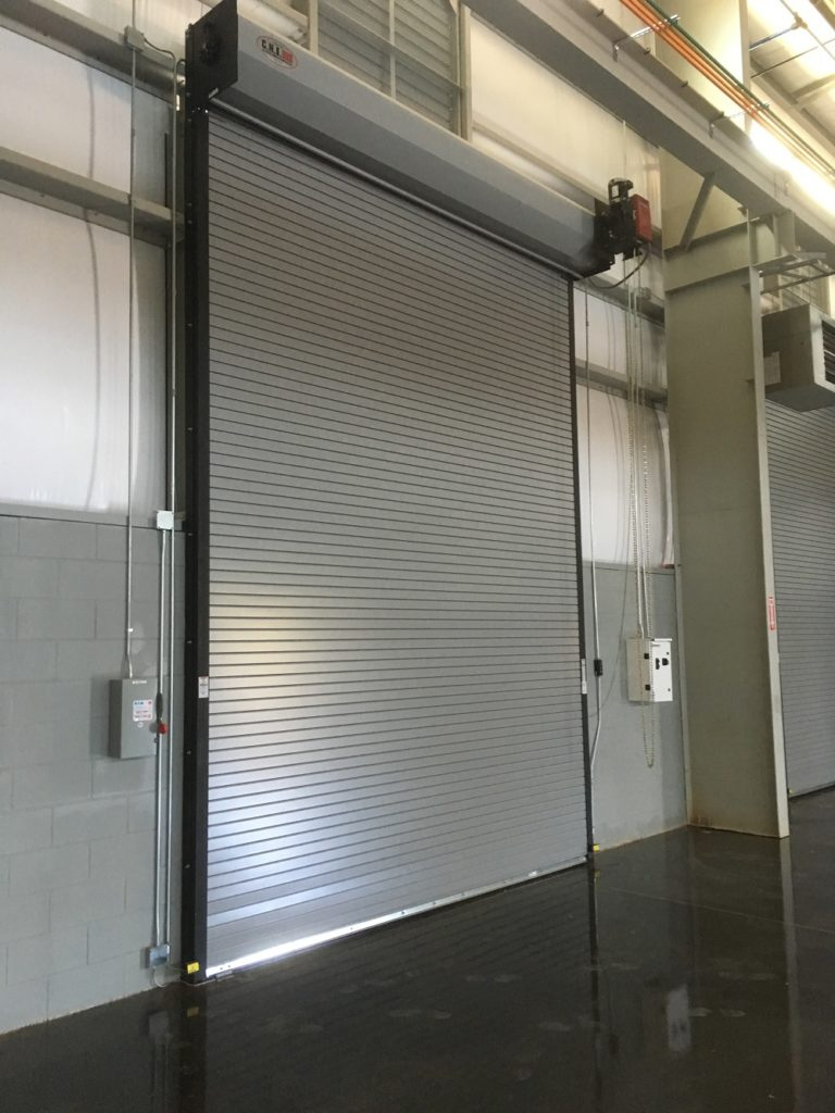 CHI Rolling Steel Door - Greer SC