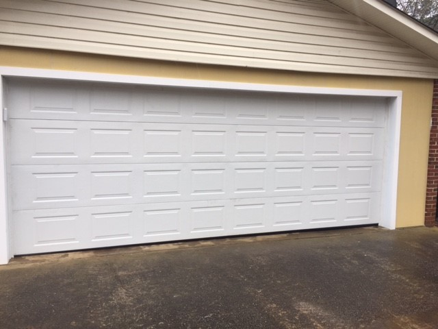 Piedmont SC Upstate Door Company garage door photo