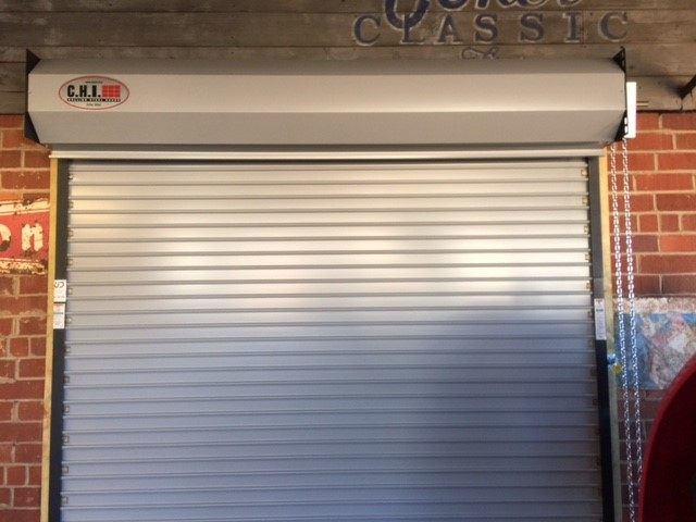 Ozone Collision Door Repair for Upstate Door Co in South Carolina2