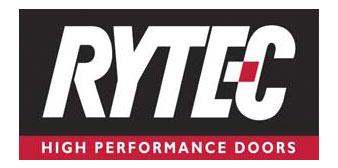 Rytec logo for upstate door repair in SC