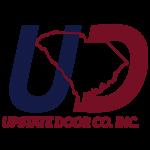 Greenville SC Door Company logo for Upstate Door Company