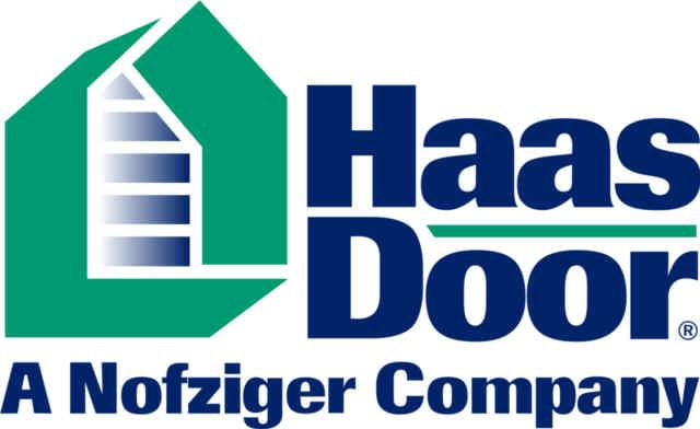 Haas Door logo for Upstate Door Company website