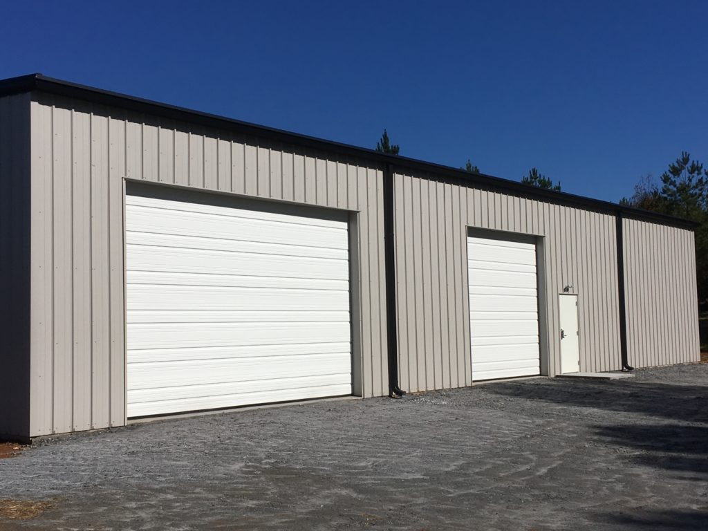 Piedmont and Greenville Garage Door Company Upstate Door Co photo of warehouse door