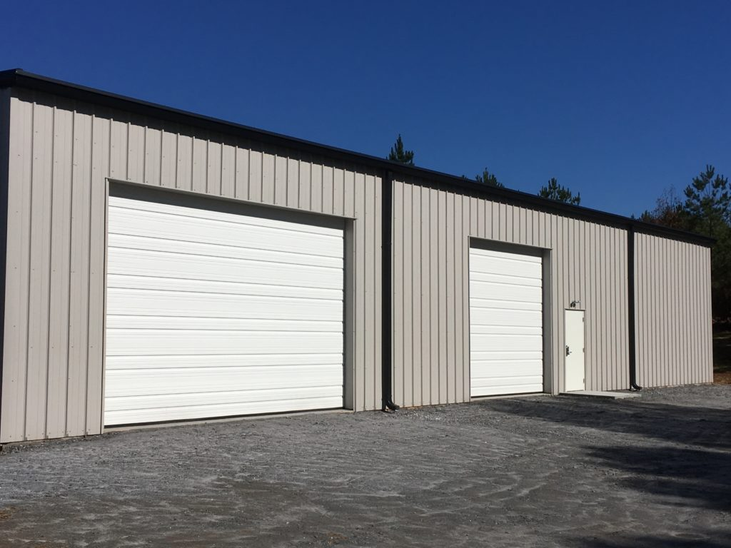 Piedmont and Greenville Garage Door Company Upstate Door Co photo of industrial door