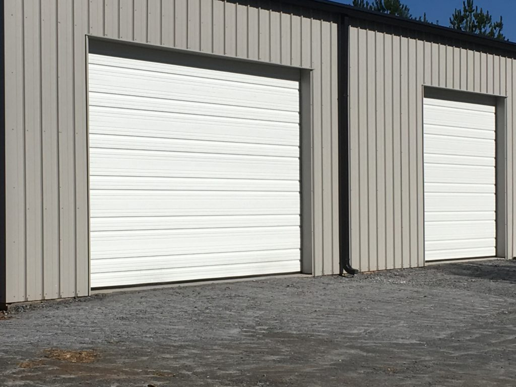 Piedmont and Greenville Garage Door Company Upstate Door Co photo of overhead door